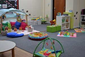 Baby Room - Little Tulips Day Nursery