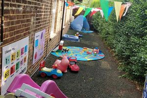 Baby Garden - Little Tulips Day Nursery