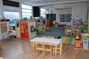 Preschool Room - Little Tulips Day Nursery
